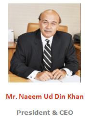 Mr.Naeem Ud Din Khan