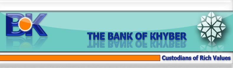 Banking Pk of khyber