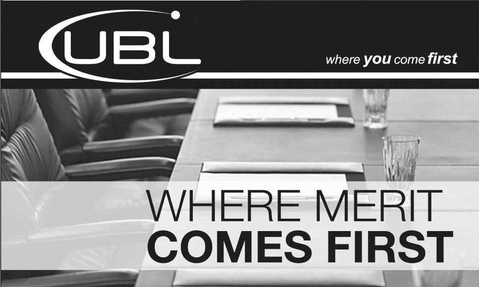 where you come first in UBL