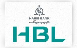HBL bank Logo