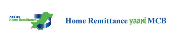 mcb home remittance tracking