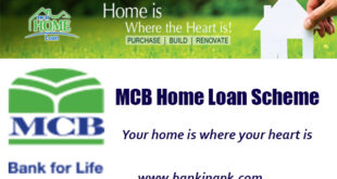 MCB Home Loans Detail
