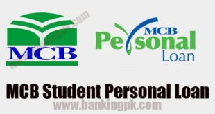 How to Apply for Personal Loans MCB Bank Pakistan