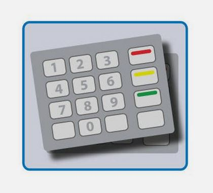 4th Steps for ATM Usage